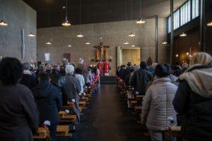 Eucharistieviering @ Maria en Johannes onder het Kruis Kerk