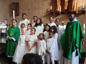 Kinderkoortraining B-UNO @ Maria en Johannes onder het Kruis kerk